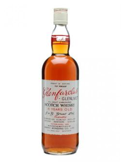 A bottle of Glenfarclas 8 Year Old / Bot.1970's Speyside Single Malt Scotch Whisky