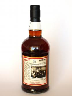 Glenfarclas Movember 2011 Back side