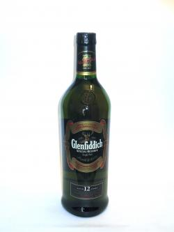 Glenfiddich 12 year Front side