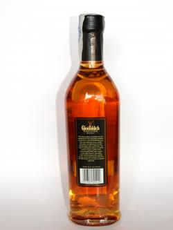 Glenfiddich 12 year Toasted Oak Reserve Back side