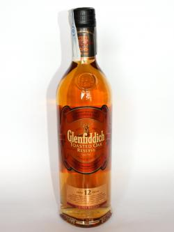 Glenfiddich 12 year Toasted Oak Reserve Front side