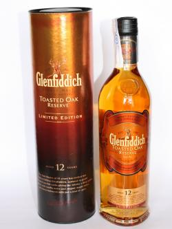 Glenfiddich 12 year Toasted Oak Reserve