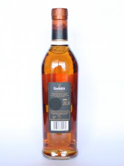 Glenfiddich 14 year Rich Oak Back side