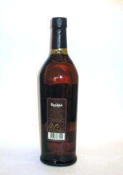 Glenfiddich 15 year Back side