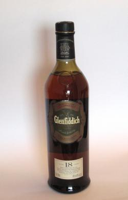 Glenfiddich 18 year Ancient Reserve Front side