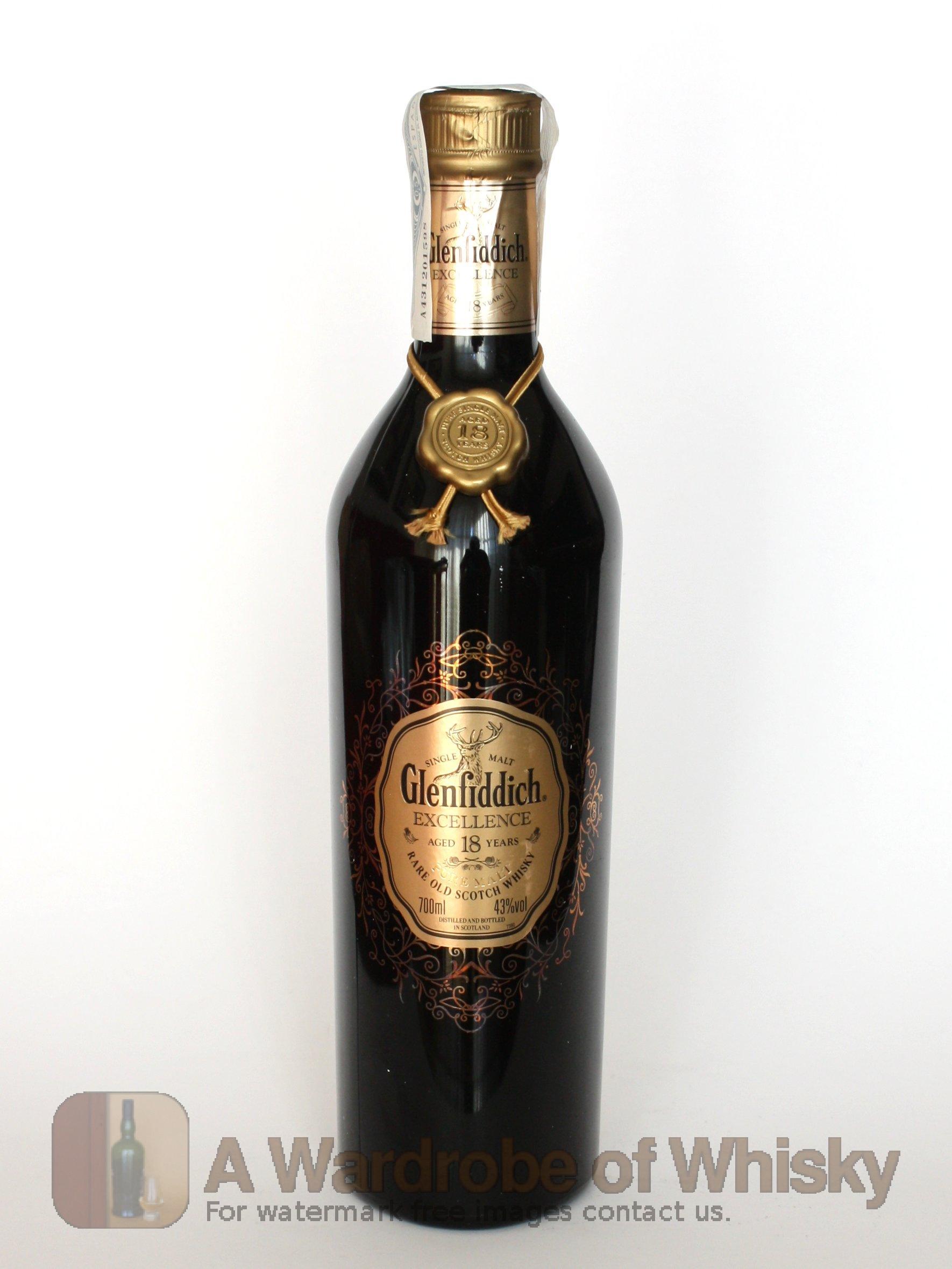 glenfiddich distillery edition discontinued