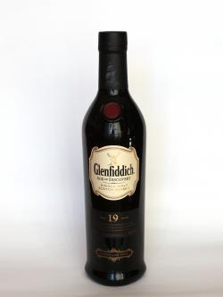 Glenfiddich 19 Year Old - Age of Discovery Front side