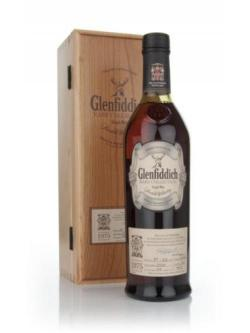 A bottle of Glenfiddich 1975 - Rare Collection