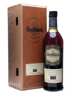 Glenfiddich 1983 / 25 Year Old/ Dubai Duty Free/ Sherry Cask Speyside Whisky