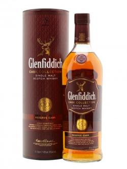 Glenfiddich Reserve Cask / Litre Speyside Single Malt Scotch Whisky