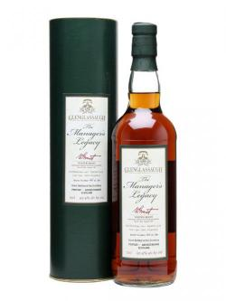 Glenglassaugh 1967 Manager's Legacy / Walter Grant Speyside Whisky