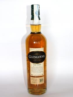 Glengoyne 10 year Front side