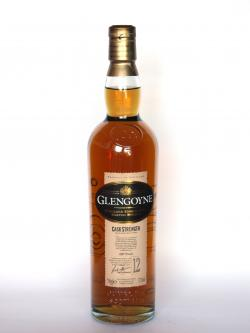 Glengoyne 12 year Cask Strength Front side