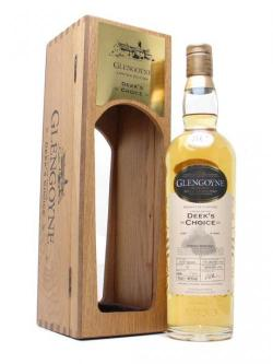 Glengoyne 1999 / 8 Year Old / Deek's Choice Highland Whi