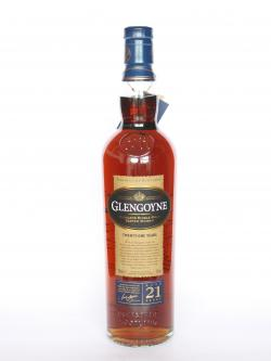 Glengoyne 21 year Front side