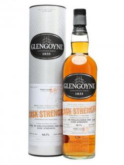 Glengoyne Cask Strength / Batch 1 Highland Single Malt Scotch Whisky