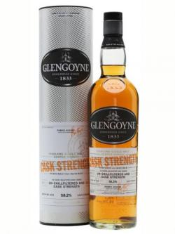 Glengoyne Cask Strength / Batch 3 Highland Single Malt Scotch Whisky