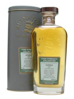 Glenisla 1977 / 28 Year Old Speyside Single Malt Scotch Whisky