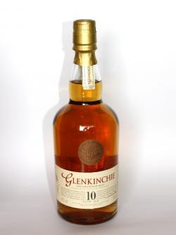 Glenkinchie 10 year Front side