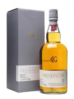 A bottle of Glenkinchie 12 Year Old / 1L Lowland Single Malt Scotch Whis