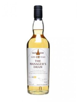 Glenlossie 12 Year Old / Manager's Dram Speyside Whisky