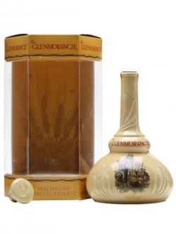 Glenmorangie 10 Year Old / Maltman's Decanter Highland Whisky