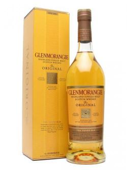 Glenmorangie 10 Year Old– Original Highland Single Malt Scotch Whisky