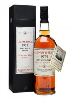 Glenmorangie 1975 / 19 Year Old / Port Wood Finish Highland Whisky