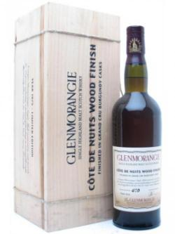 Glenmorangie 1975 Cote De Nuits / 25 Year Old Highland Whisk