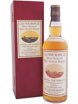 Glenmorangie 1976 / Concorde Highland Single Malt Scotch Whisky