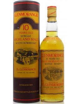 Glenmorangie Highland Single Malt 10 Year Old 2803