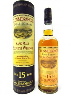 Glenmorangie Single Highland Malt Old Style 15 Year Old