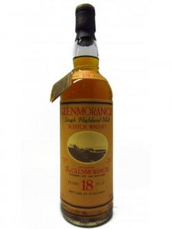Glenmorangie Single Highland Malt Old Style 18 Year Old