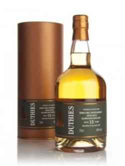 Glenrothes 15 year Duthies Cadenhead