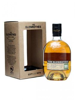 Glenrothes 1995 / Bot.2011 Speyside Single Malt Scotch Whisky