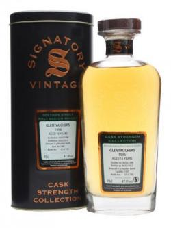 Glentauchers 1996 / 16 Year Old / Cask #1387 / Signatory Speyside Whisky