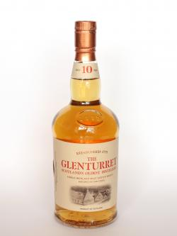 Glenturret 10 year Front side