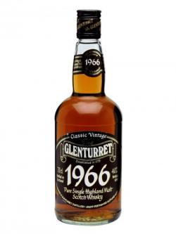 Glenturret 1966 Highland Single Malt Scotch Whisky