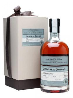 Glenugie 1980 / 30 Year Old / Deoch an Doras Highland Whisky