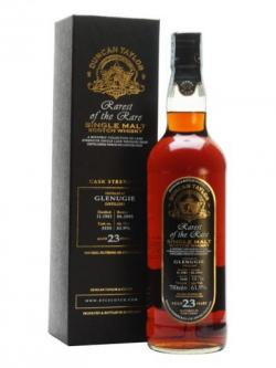 Glenugie 1981 / 23 Year Old / Duncan Taylor Highland Whisky