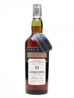 Glenury Royal 1971 / 23 Year Old Highland Single Malt Scotch Whisky