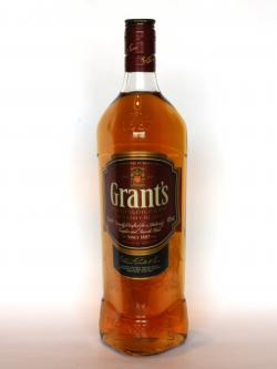 Grant's Blended Whisky Front side