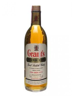 Grant's Standfast / 1970's Blended Scotch Whisky