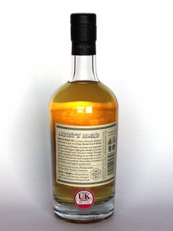 Great King Street Artisan Blended Whisky Back side