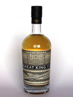 Great King Street Artisan Blended Whisky Front side