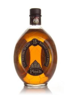 A bottle of Haig Dimple 15 Year Old (Old)