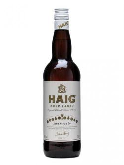Haig Gold Label Blended Scotch Whisky