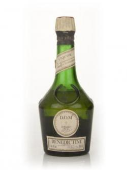 Benedictine 35cl 40% - 1980s