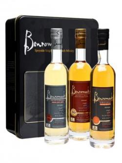 Benromach Set / Peat Smoke + 10 Year Old + Organic Speyside Whisky