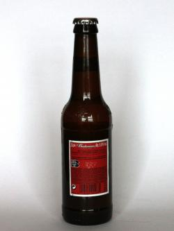 Budweiser Back side